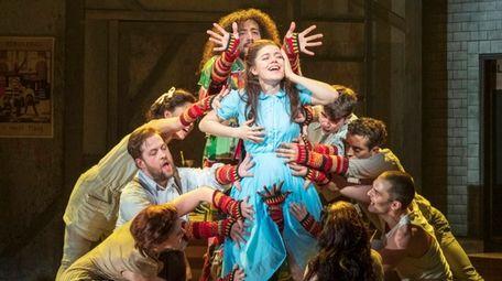 "Molly Gordon plays Lewis Carroll's heroine in ""Alice"