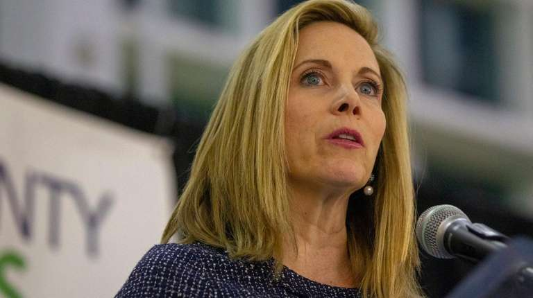 Hempstead Supervisor Laura Gillen says appointees have an