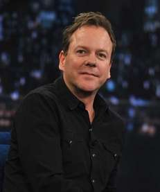 "Kiefer Sutherland visits ""Late Night with Jimmy Fallon"""
