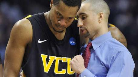 13. VCU (11), Southwest Region Coach Shaka Smart's