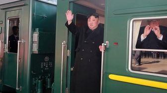 North Korean leader Kim Jong Un leaves Pyongyang