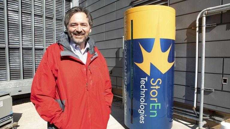 David Hamilton, executive director of the Clean Energy