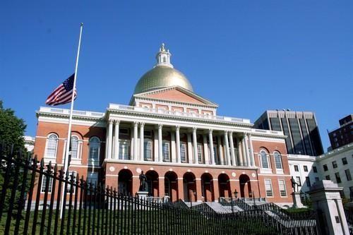 BOSTON Freedom Trail, Boston Opera House, the city