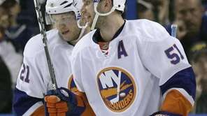 FILE - New York Islanders right wing Kyle