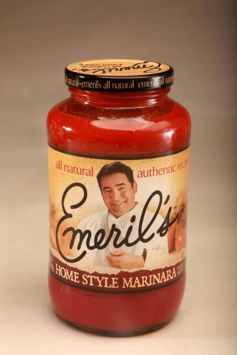 3. EMERIL'S MARINARA (scored 24) Price: $3.99 for