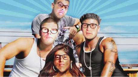 Jersey Shore's The Nerds return to the Island,
