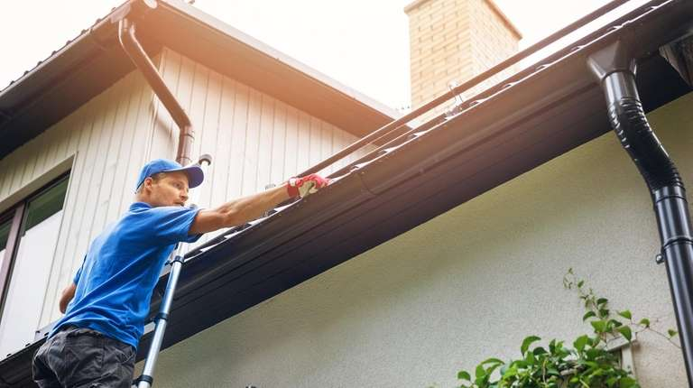 Start at the top: Keeping your gutters clear