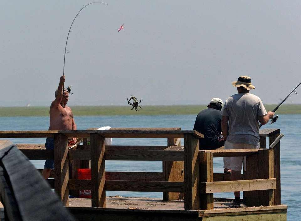 Long Island offers plenty of spots to fish,