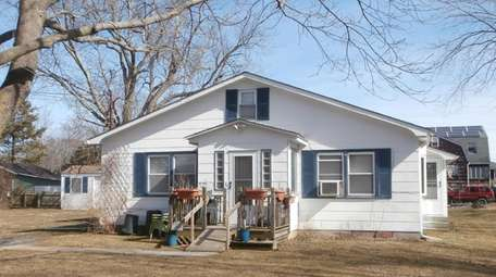 This Mastic Beach home is listed for $174,900.