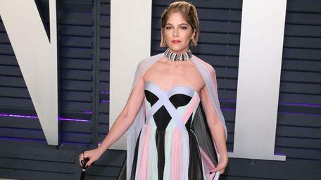 Actress Selma Blair attends the 2019 Vanity Fair