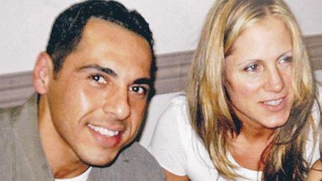 Eddy Coello and Tina Adovasio
