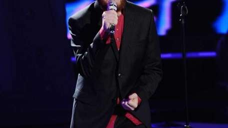 Casey Abrams performs Marvin Gaye's