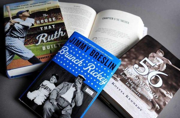 """Branch Rickey"" by Jimmy Breslin, ""56, Joe DiMaggio"