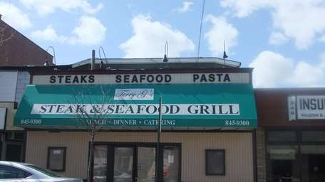 The former Terry G's in Farmingdale