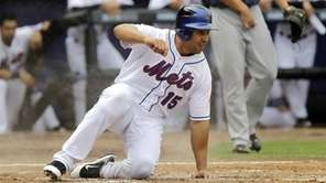 The Mets' Carlos Beltran. (Mar. 6, 2011)