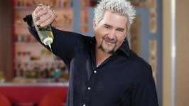 Guy Fieri, host of Food Network's