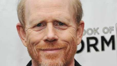 Director Ron Howard attends the opening night of