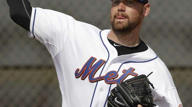 Mike Pelfrey becomes the No. 1 starting pitcher