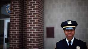 NYPD Dep. Insp. Juanita Holmes is the commanding