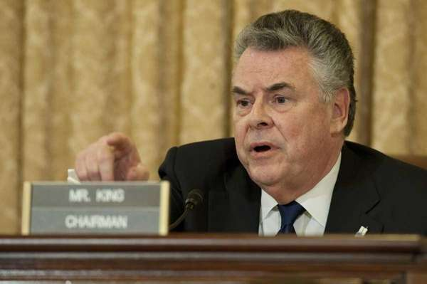 Rep. Peter King has proposed a bill that