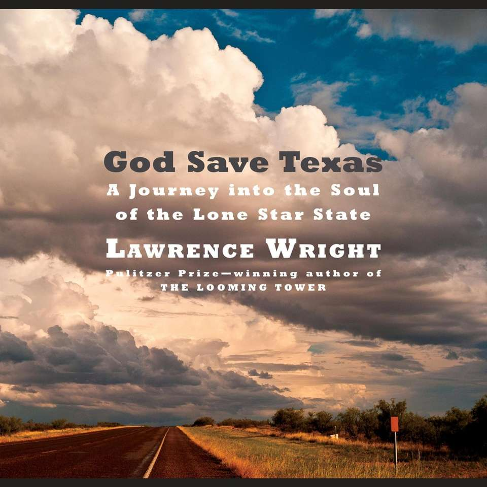 Lawrence Wright's amiable Texas twang animates his