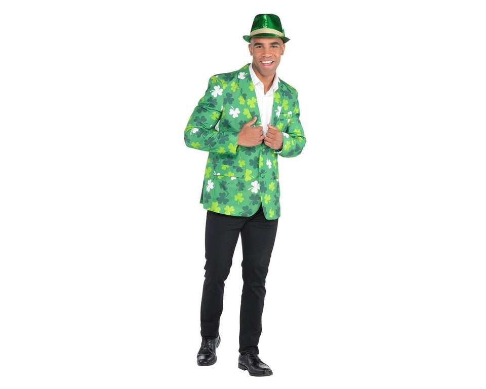 Top off your funky St. Paddy's Day outfit