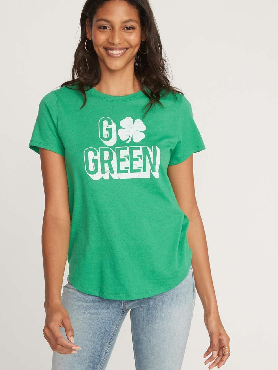 Complete your St. Patrick's Day look with a