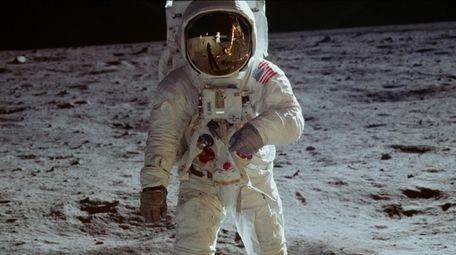 """Apollo 11,"" directed by Todd Douglas Miller,"