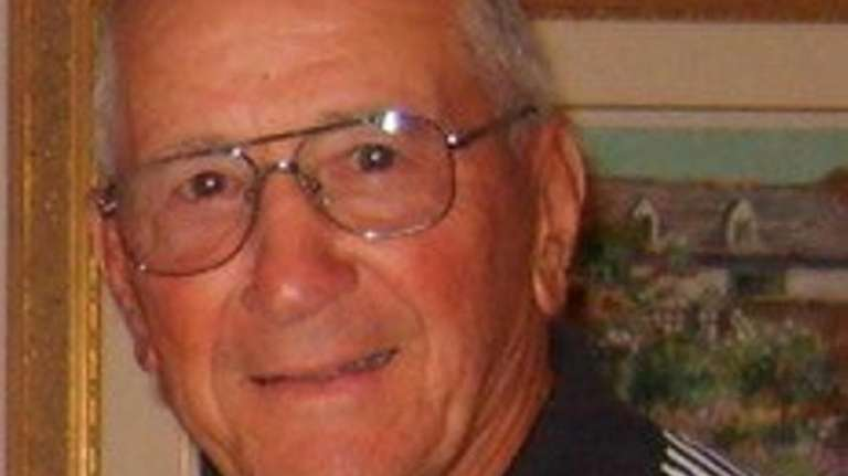 Frank J. Nastro Sr., one of the first