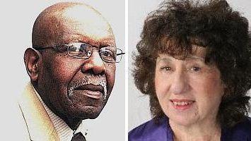 Lloyd Yearwood and Vera Atamian