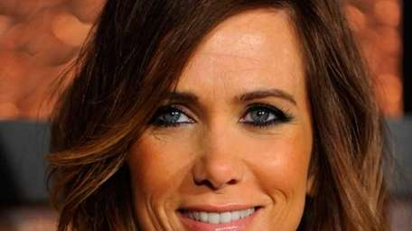 Comedian Kristen Wiig attends the First Annual Comedy