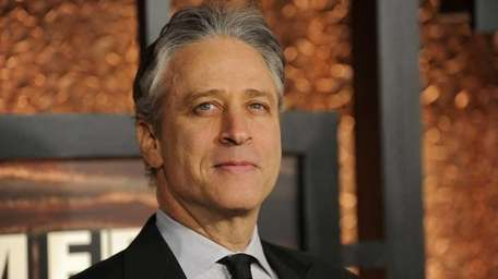 Jon Stewart attends the First Annual Comedy Awards