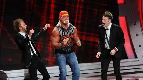 AMERICAN IDOL: Hulk Hogan visits AMERICAN IDOL airing