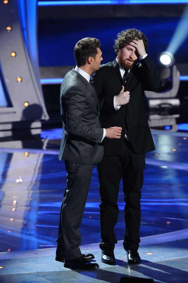 AMERICAN IDOL: Casey Abrams is saved on AMERICAN