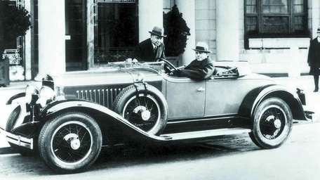 The LaSalle was intended to be a less-expensive