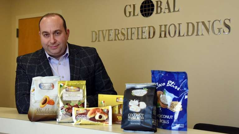 Paul Adler, president of Global Diversified Marketing Group,