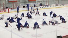 Islanders players said they are focused on winning