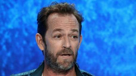 """Riverdale"" star Luke Perry has been hospitalized after"