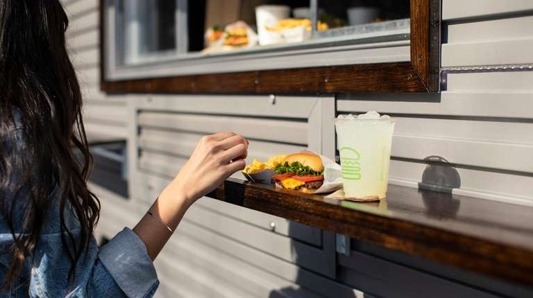Shake Shack is launching a food truck on