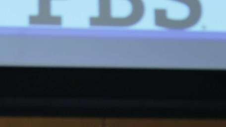 Documentary filmmaker Ken Burns is seen during a