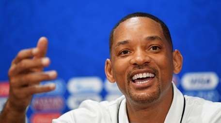 Will Smith played Deadshot in the 2016 movie