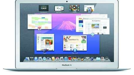 Mac OSX Lion, Mission Control