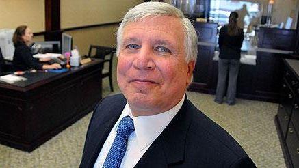 Joe Perri, chief executive of Gold Coast Bank