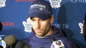 Former Islanders captain John Tavares spoke about what