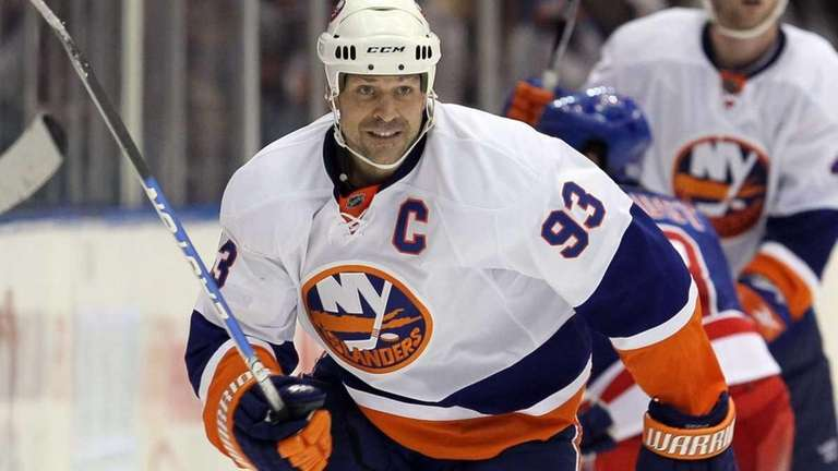 Former Islanders captain Doug Weight retired after the