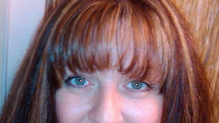 Social media maven and graphic designer Becky Kopprasch,
