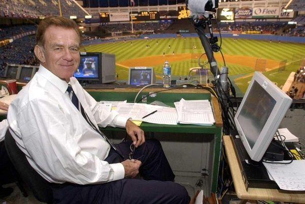 Baseball announcer Tim McCarver called the Mets' financial