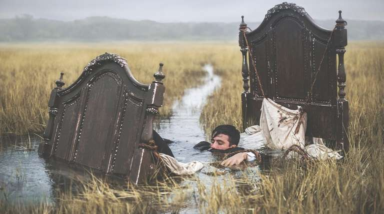 """Vuoto"" by Nicolas Bruno. A self-described environmental conservationist,"