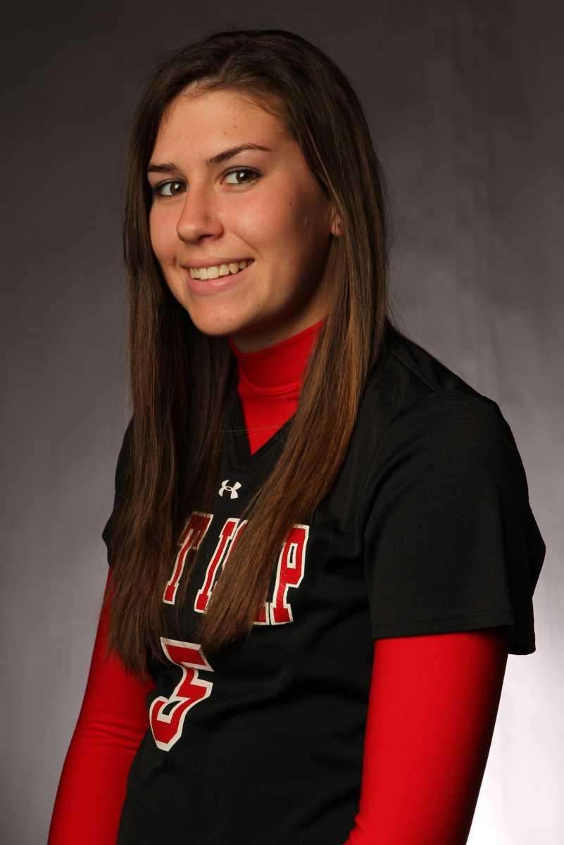 COURTNEY BLAKE East Islip, Pitcher/OF, Junior She was