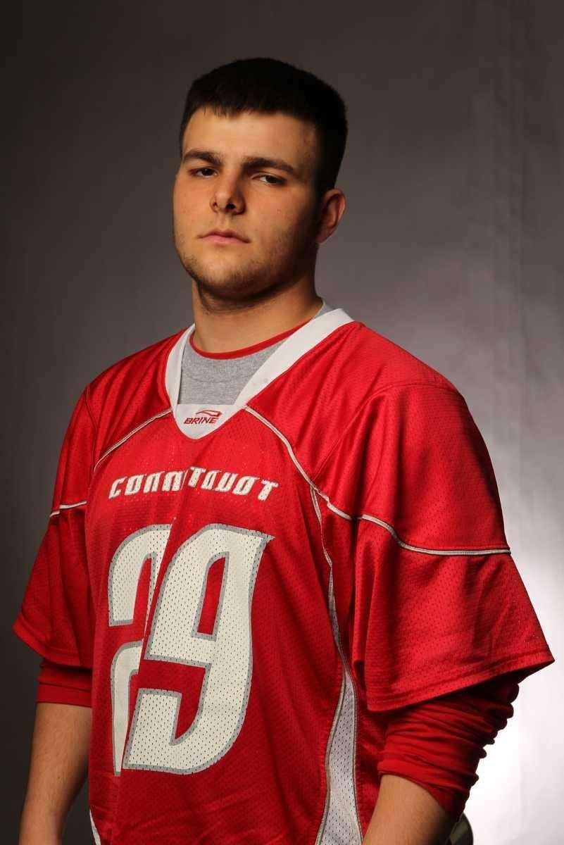 ZACH OLIVERI Connetquot, Goalie, Senior Second-team All-Long Island
